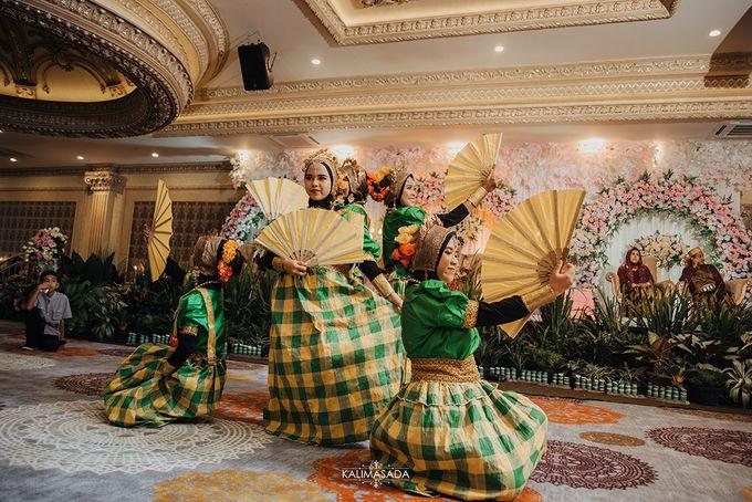 Azizah & Iqbal Wedding by Kalimasada Photography - 019