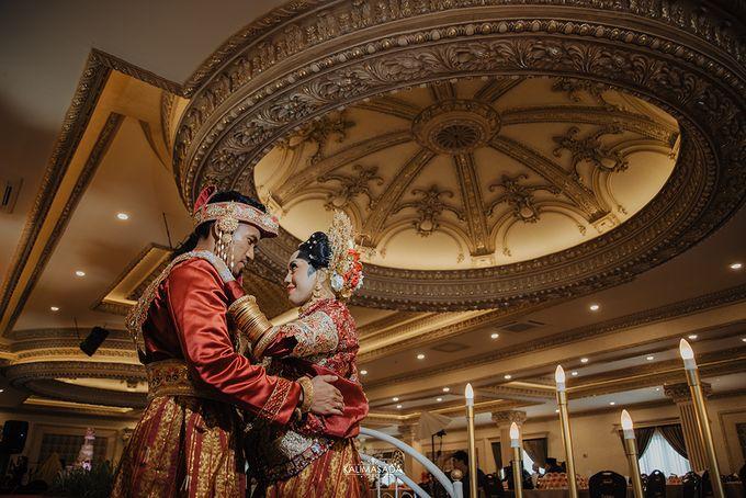 Azizah & Iqbal Wedding by Kalimasada Photography - 015