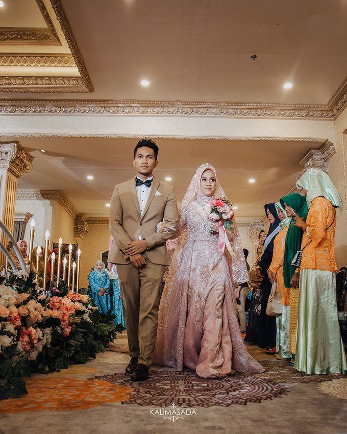 Azizah & Iqbal Wedding by Kalimasada Photography - 024