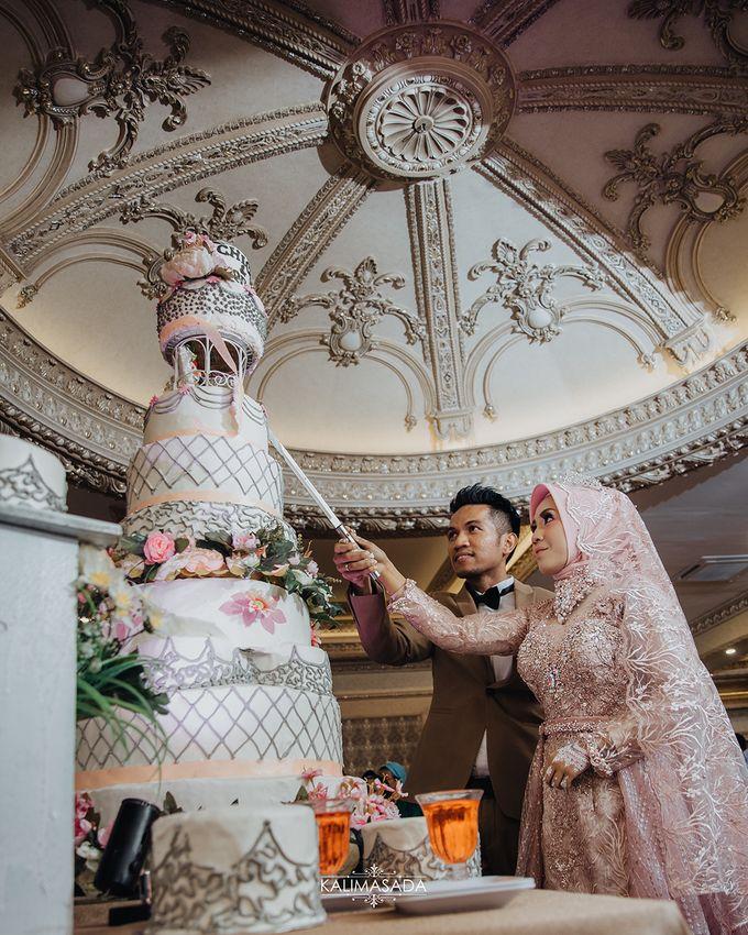 Azizah & Iqbal Wedding by Kalimasada Photography - 023