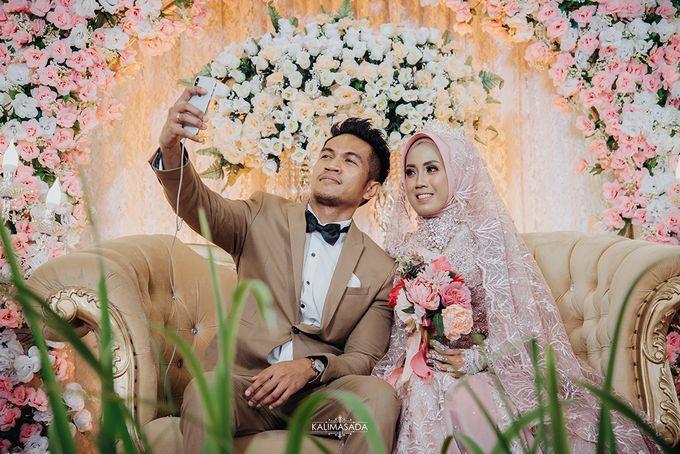 Azizah & Iqbal Wedding by Kalimasada Photography - 022