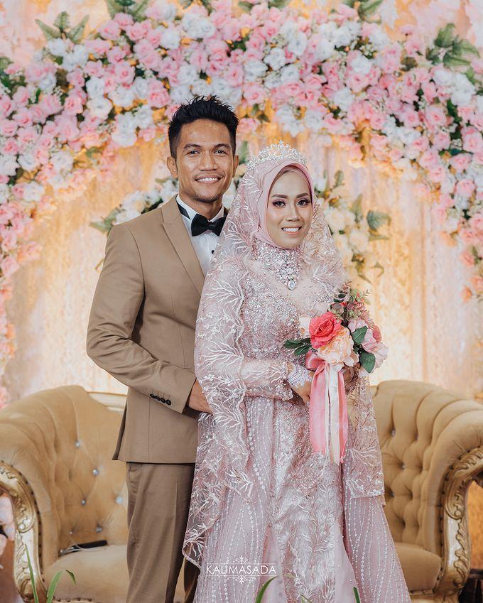 Azizah & Iqbal Wedding by Kalimasada Photography - 017