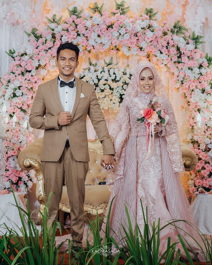 Azizah & Iqbal Wedding by Kalimasada Photography - 018