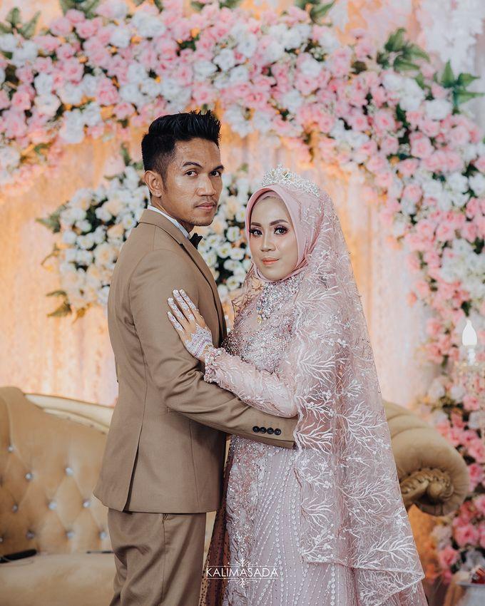 Azizah & Iqbal Wedding by Kalimasada Photography - 011