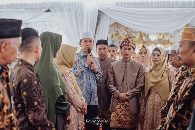 Fera & Adhar Wedding by Kalimasada Photography - 022