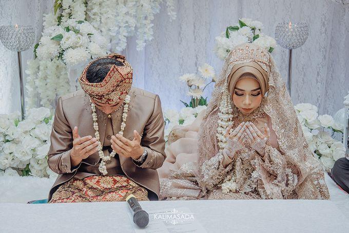 Fera & Adhar Wedding by Kalimasada Photography - 011