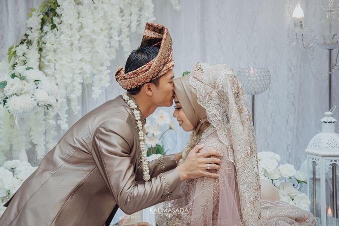 Fera & Adhar Wedding by Kalimasada Photography - 001
