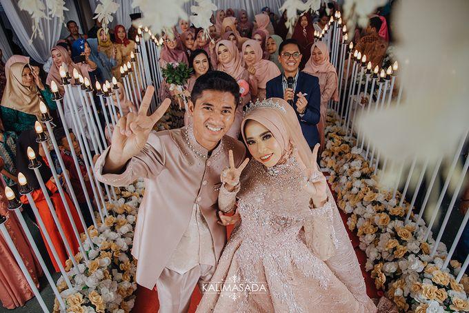 Fera & Adhar Wedding by Kalimasada Photography - 007