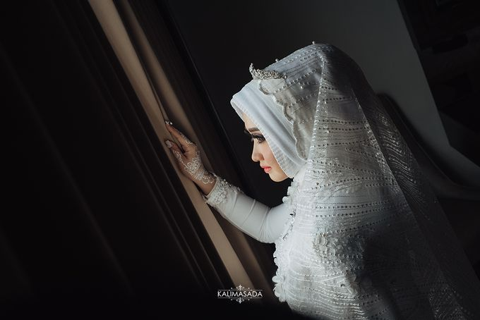 Dani & Puput Wedding by Kalimasada Photography - 005