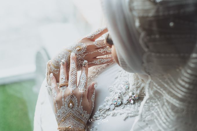 Dani & Puput Wedding by Kalimasada Photography - 004