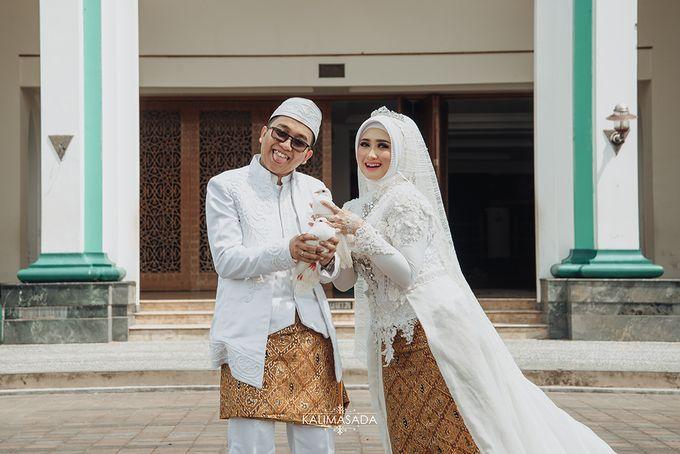 Dani & Puput Wedding by Kalimasada Photography - 001