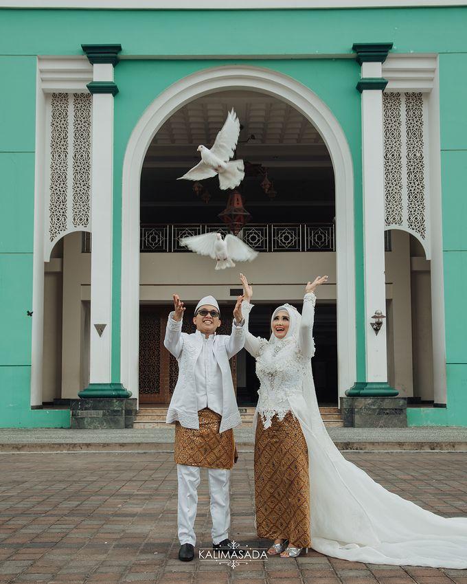 Dani & Puput Wedding by Kalimasada Photography - 014