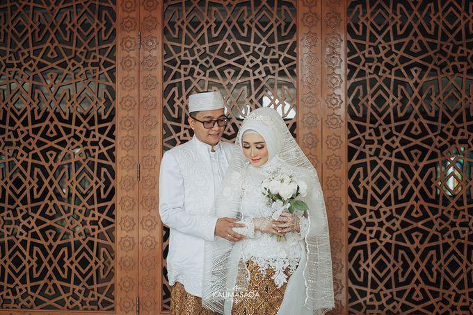 Dani & Puput Wedding by Kalimasada Photography - 011