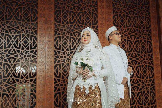Dani & Puput Wedding by Kalimasada Photography - 019