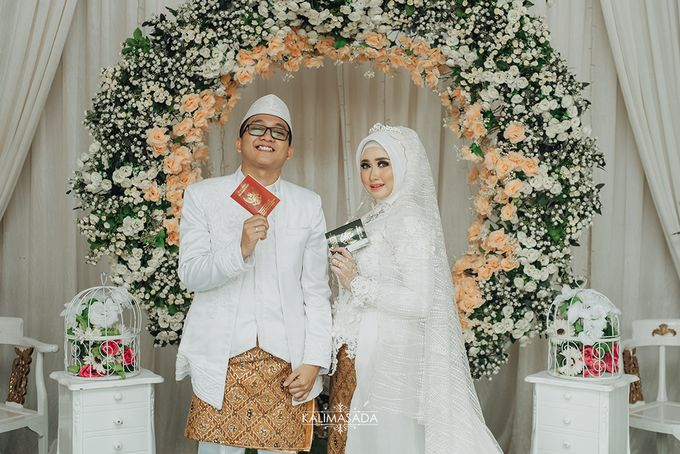 Dani & Puput Wedding by Kalimasada Photography - 025