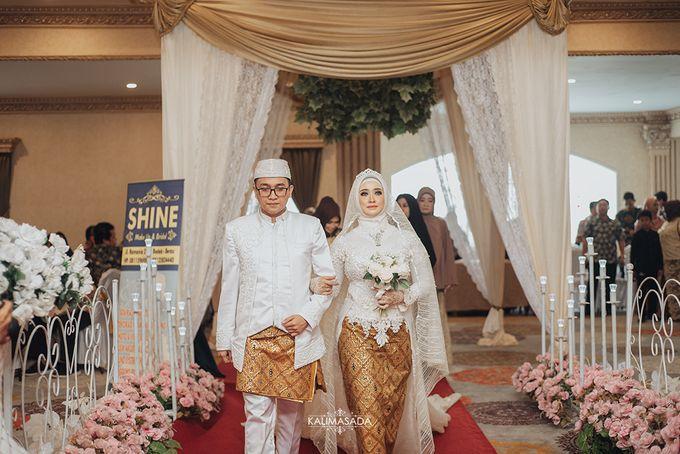 Dani & Puput Wedding by Kalimasada Photography - 009