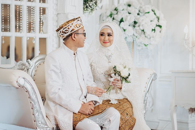 Dani & Puput Wedding by Kalimasada Photography - 018