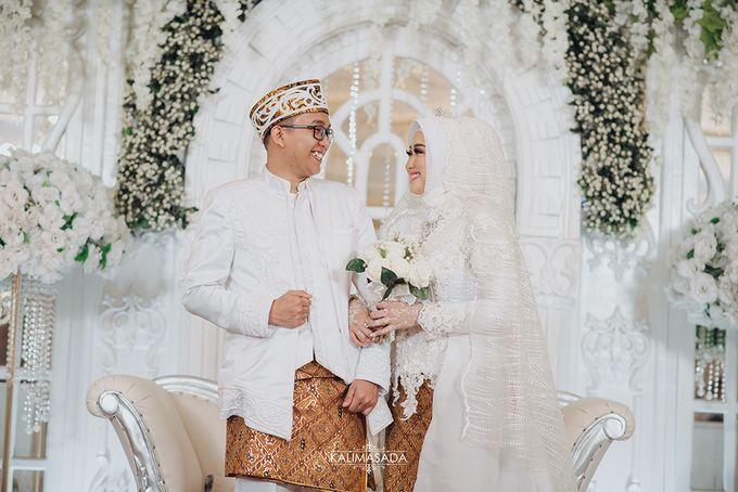 Dani & Puput Wedding by Kalimasada Photography - 012