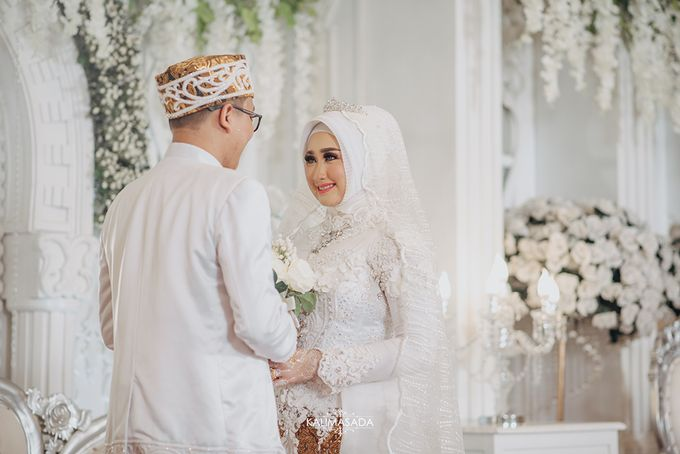 Dani & Puput Wedding by Kalimasada Photography - 002