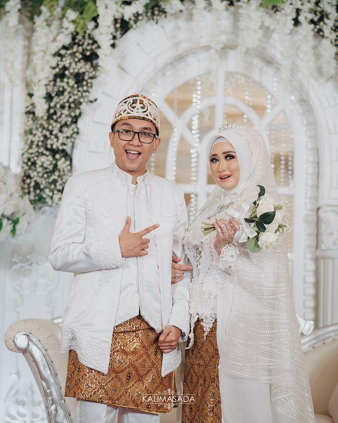 Dani & Puput Wedding by Kalimasada Photography - 036