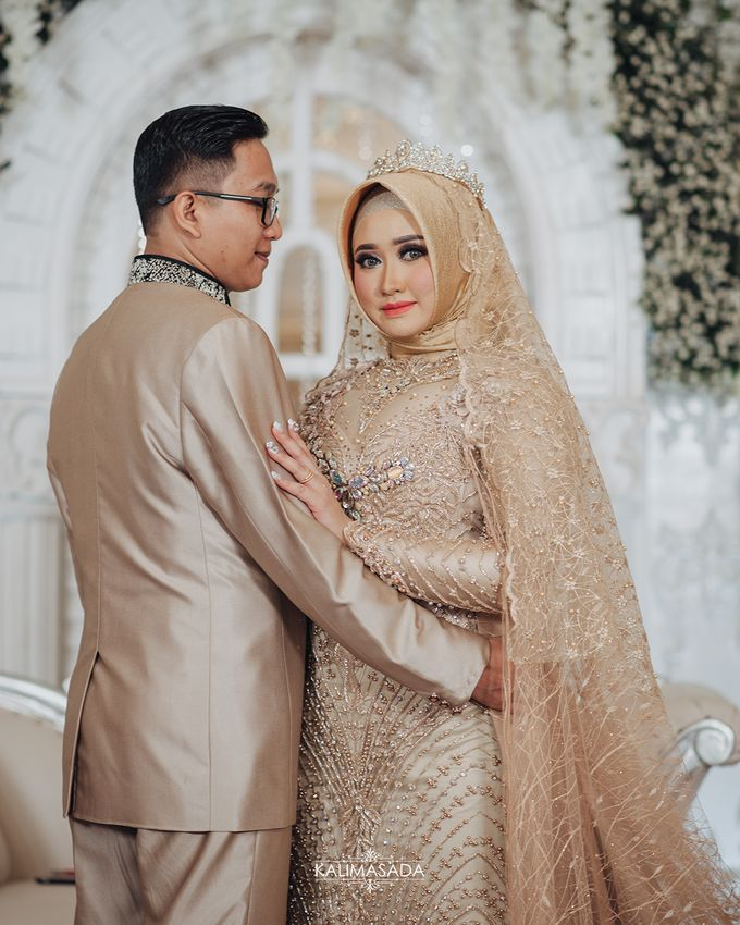 Dani & Puput Wedding by Kalimasada Photography - 020