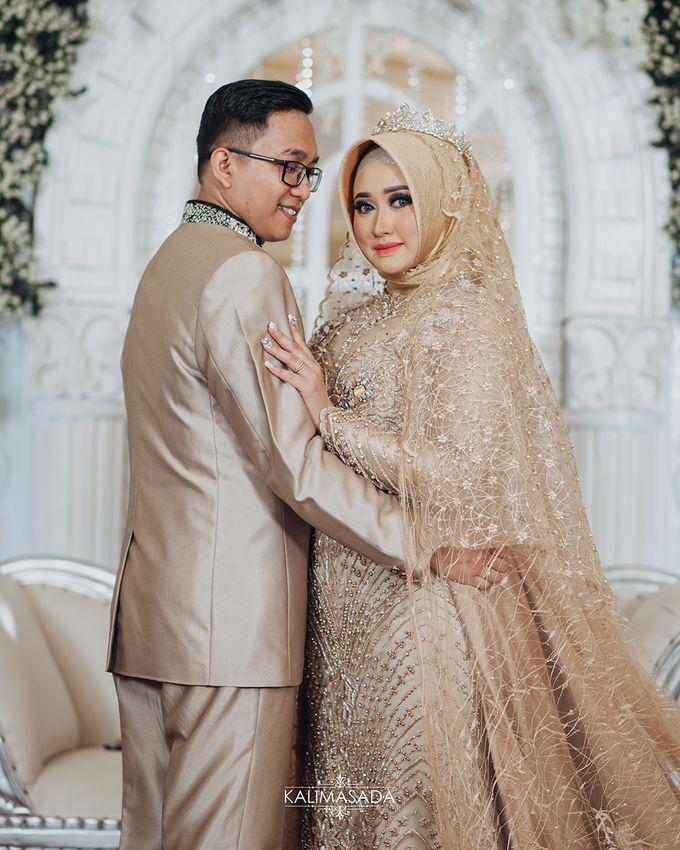 Dani & Puput Wedding by Kalimasada Photography - 013