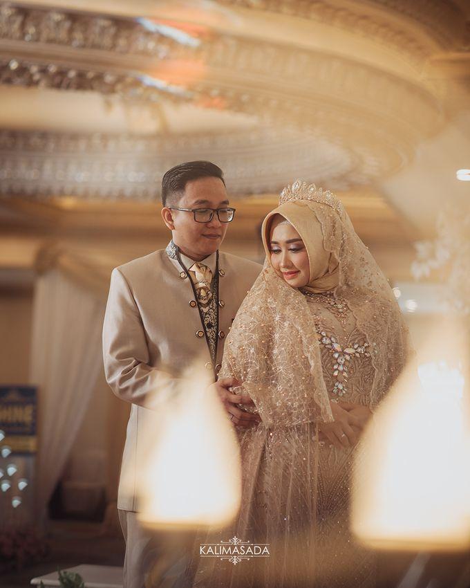 Dani & Puput Wedding by Kalimasada Photography - 015