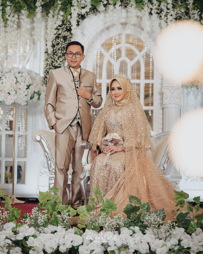 Dani & Puput Wedding by Kalimasada Photography - 017