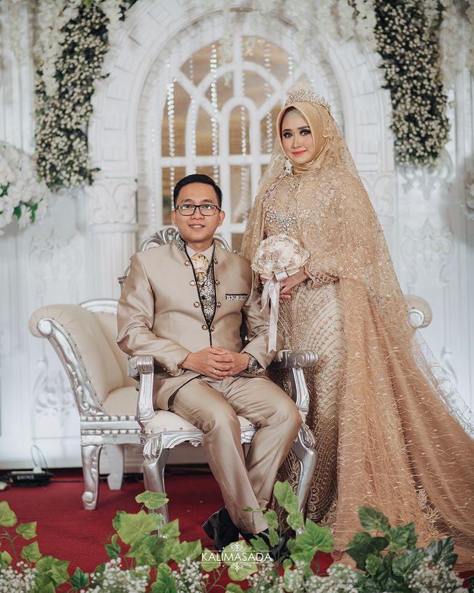 Dani & Puput Wedding by Kalimasada Photography - 024