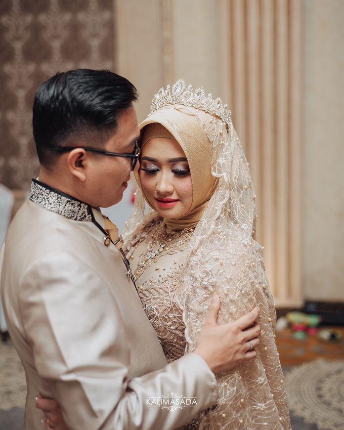 Dani & Puput Wedding by Kalimasada Photography - 022