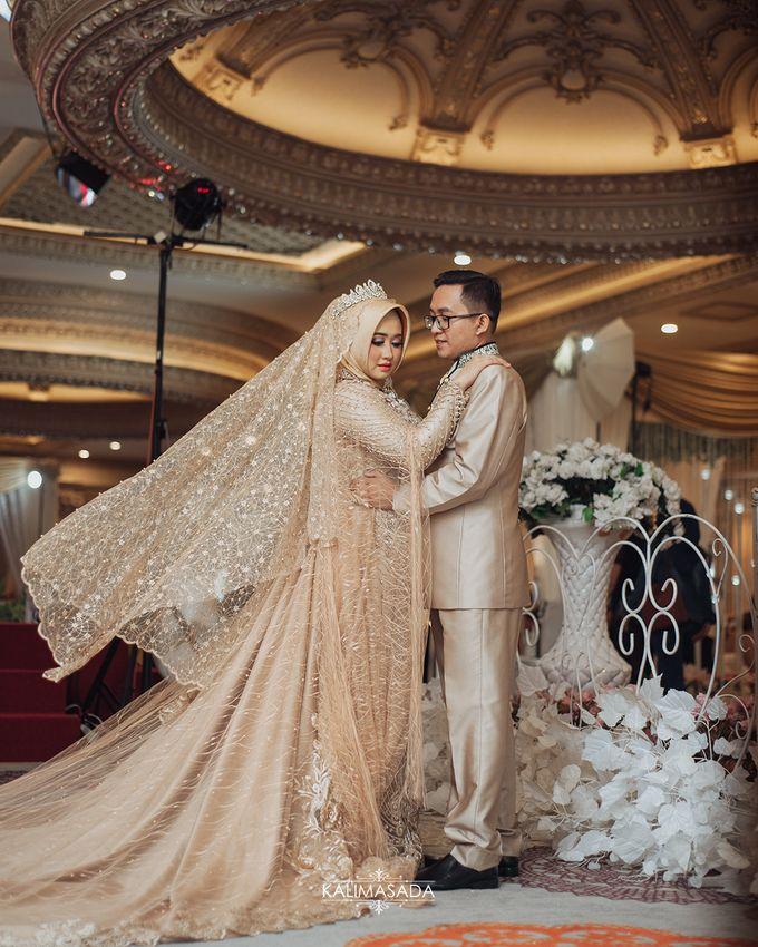 Dani & Puput Wedding by Kalimasada Photography - 032