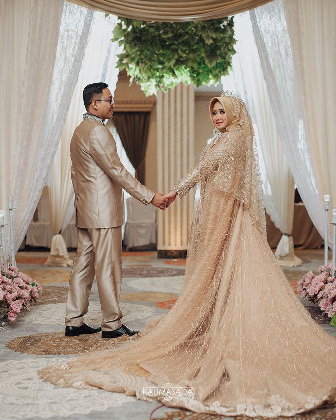 Dani & Puput Wedding by Kalimasada Photography - 035