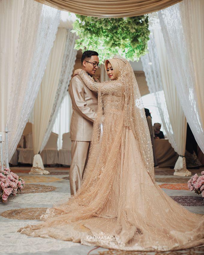 Dani & Puput Wedding by Kalimasada Photography - 030