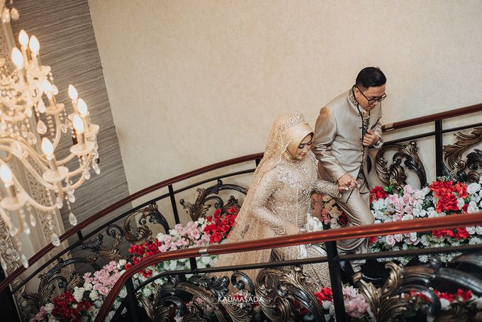 Dani & Puput Wedding by Kalimasada Photography - 026