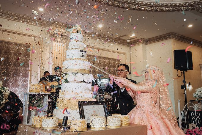 Dani & Puput Wedding by Kalimasada Photography - 028