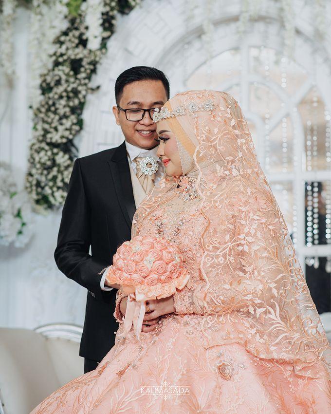 Dani & Puput Wedding by Kalimasada Photography - 037