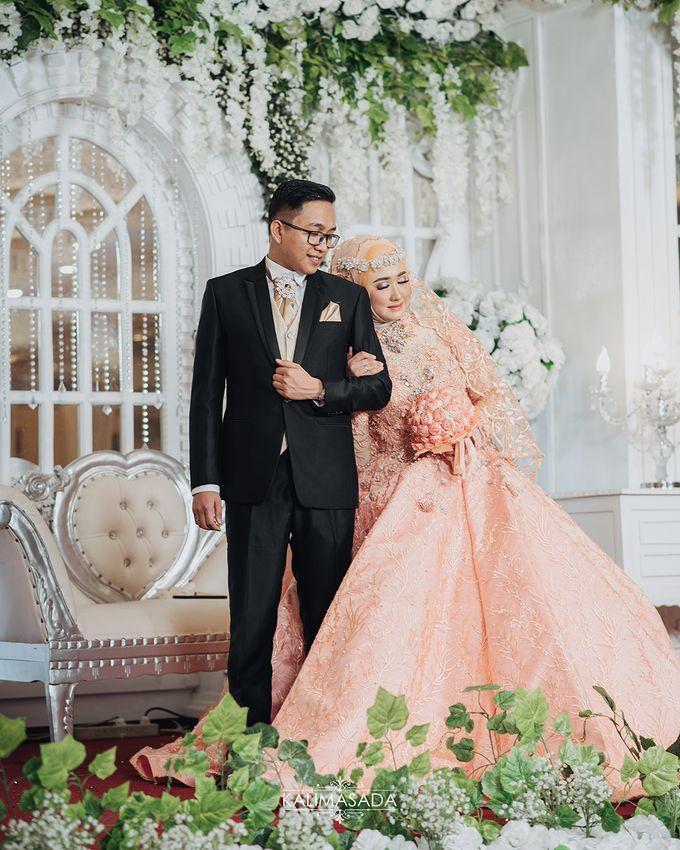 Dani & Puput Wedding by Kalimasada Photography - 007