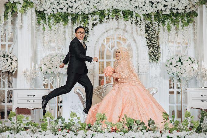 Dani & Puput Wedding by Kalimasada Photography - 016