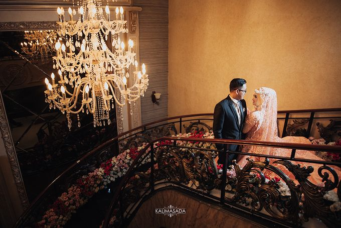 Dani & Puput Wedding by Kalimasada Photography - 023