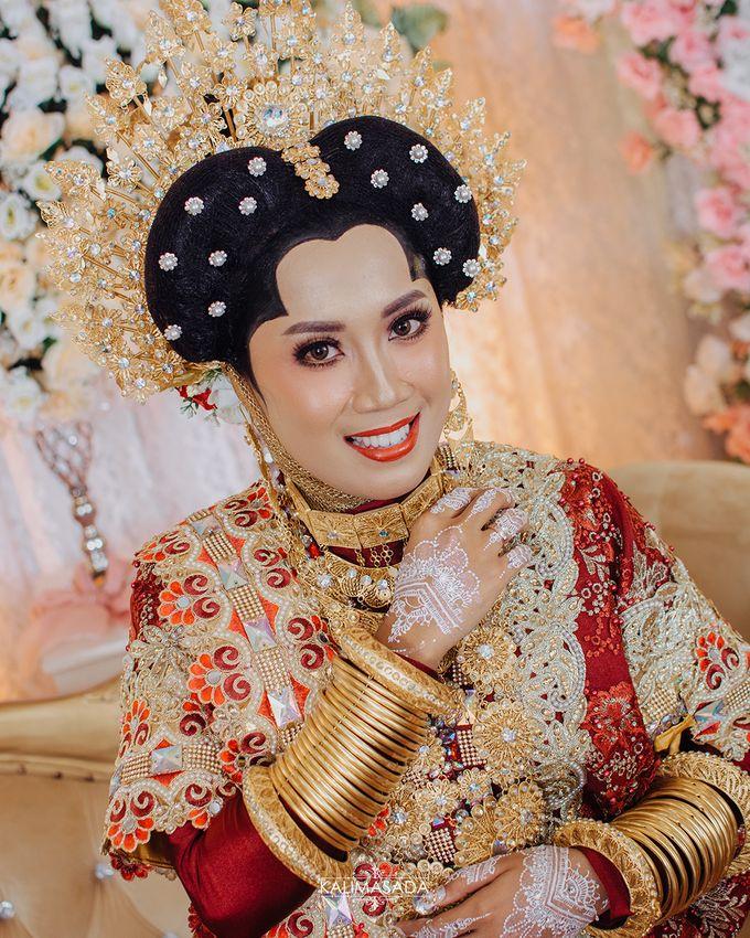 Azizah & Iqbal Wedding by Kalimasada Photography - 034