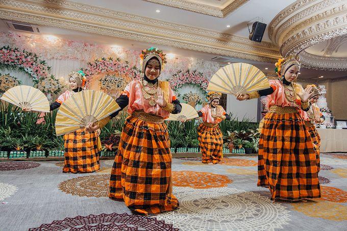 Azizah & Iqbal Wedding by Kalimasada Photography - 013