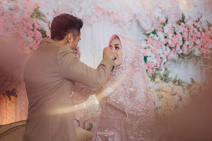 Azizah & Iqbal Wedding by Kalimasada Photography - 010