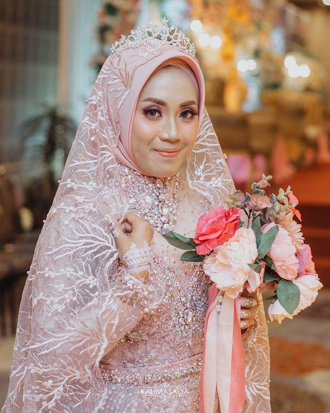 Azizah & Iqbal Wedding by Kalimasada Photography - 009