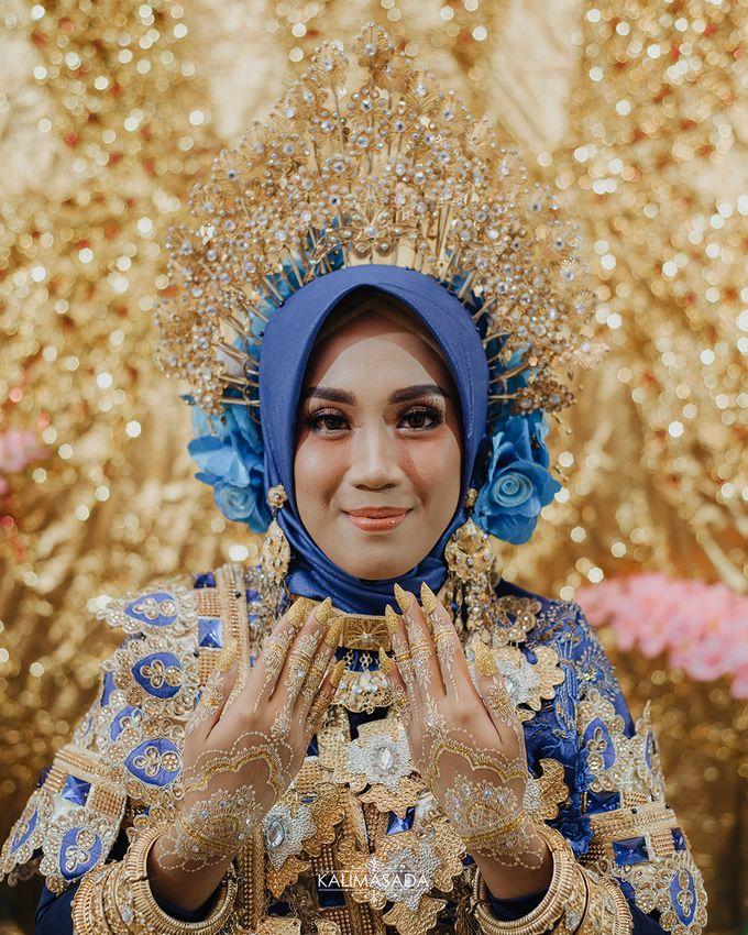 Azizah & Iqbal Wedding by Kalimasada Photography - 041