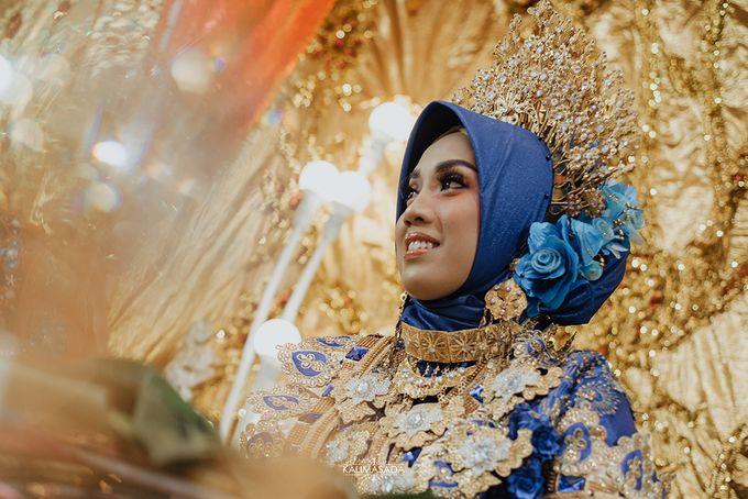 Azizah & Iqbal Wedding by Kalimasada Photography - 016