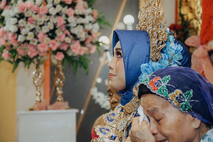 Azizah & Iqbal Wedding by Kalimasada Photography - 020