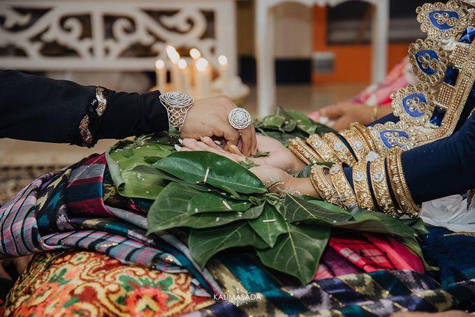 Azizah & Iqbal Wedding by Kalimasada Photography - 037