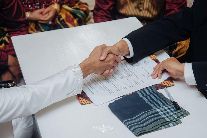 Azizah & Iqbal Wedding by Kalimasada Photography - 002