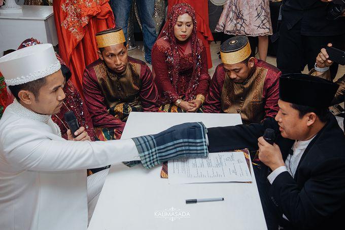 Azizah & Iqbal Wedding by Kalimasada Photography - 001