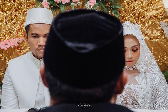 Azizah & Iqbal Wedding by Kalimasada Photography - 004